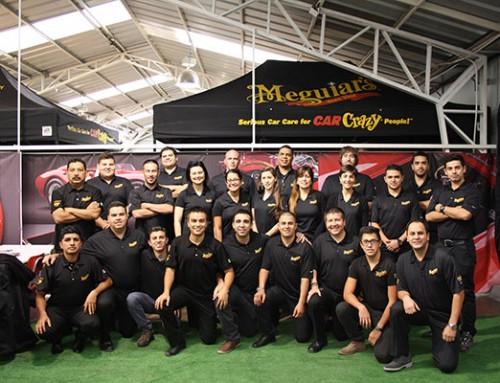 2012 – Meguiar's llega a Chile